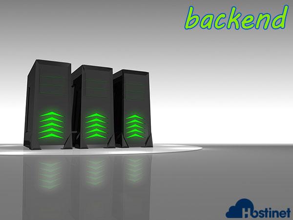 server backend