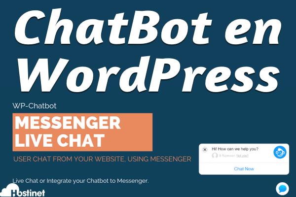 Cómo Añadir un ChatBot en WordPress con WP-Chatbot