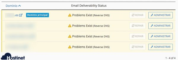 email deliverability spf dkim anadidos - cPanel