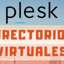 Directorios Virtuales en Plesk
