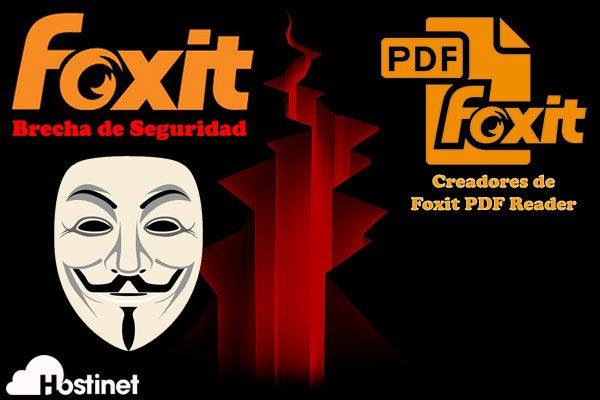 Brecha de Seguridad en Foxit Software