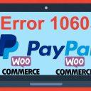 Error 10605 de PayPal en WooCommerce