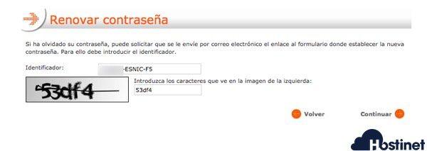 dominios es datos contrasena - Dominios.es