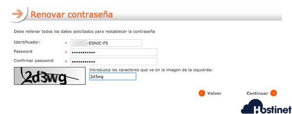 dominios es elegir contrasena - Dominios.es