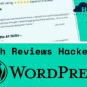 Plugin Rich Reviews Hackeado - WordPress
