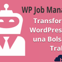 WP Job Manager - Transformar WordPress en una Bolsa de Trabajo