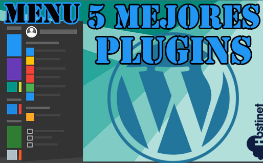 5 mejores plugins menu wp