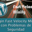 Plugin Fast Velocity Minify con Problemas de Seguridad - WordPress