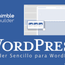 Nimble Builder - Builder Sencillo para WordPress