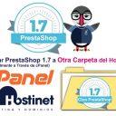 PrestaShop 1.7 Clonar a Otra Carpeta
