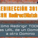 RedirectMatch - Redirección 301 de Todas las URL de un Dominio desde .htaccess