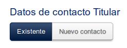 datos contacto titular