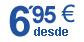 Dominios .es a 6.95 euros