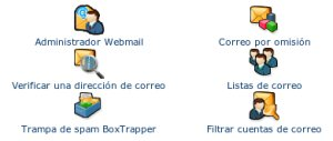 BoxTrapper Trampa de Spam