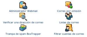 BoxTrapper Trampa de Spam