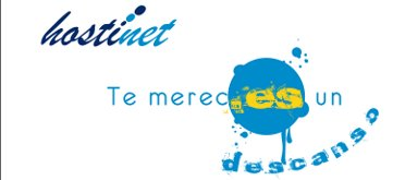 Hostinet... Te mereces un descanso