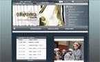 Web creada para marmaramusik