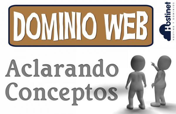 Comprar un Dominio Web - Aclarando Conceptos