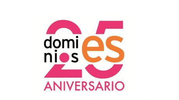 Aniversario dominios .es Hostinet