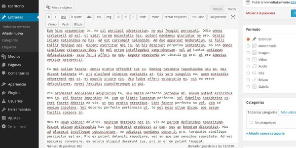 imagen wordpress