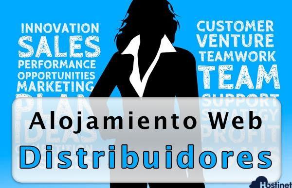 alojamiento web distribuidores reseller en Hostinet
