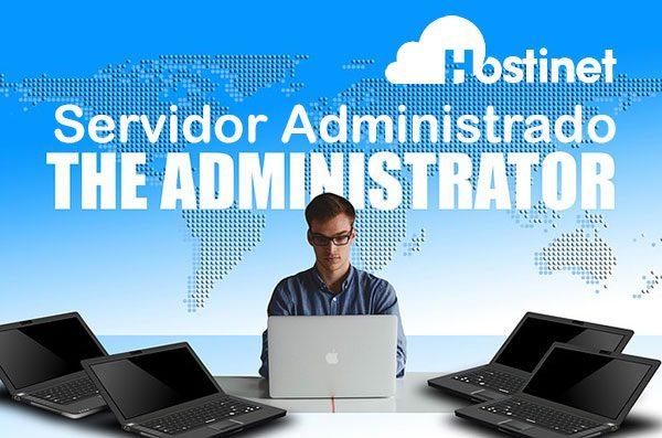 servidor administrador administrator