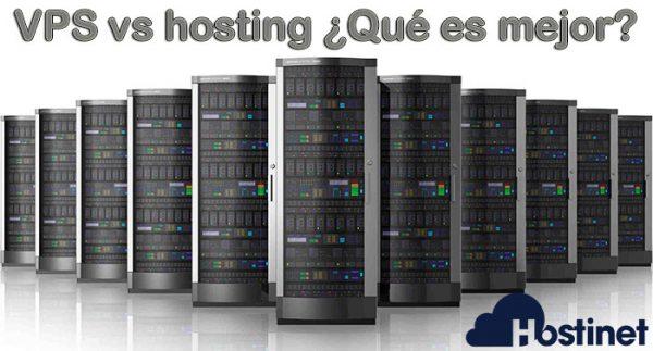 VPS vs hosting ¿Qué es mejor?