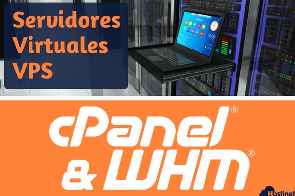 Servidores Virtuales VPS con cPanel