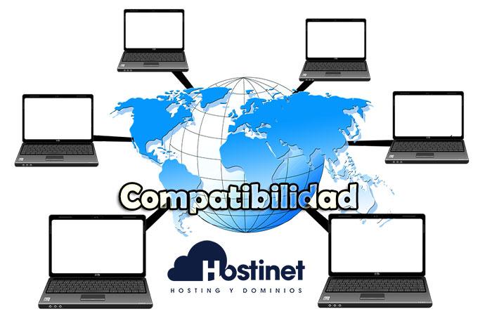 Compatibilidad Hostinet