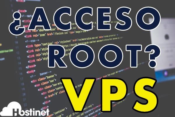 Necesito Acceso Root: VPS