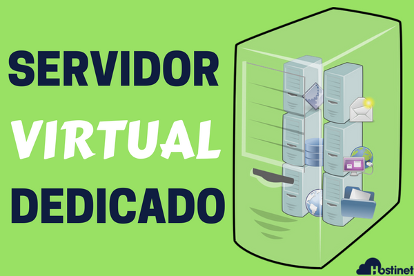 servidor virtual dedicado Hostinet