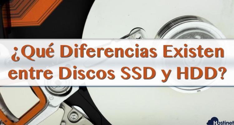 ¿Qué Diferencias Existen entre Discos SSD y HDD?