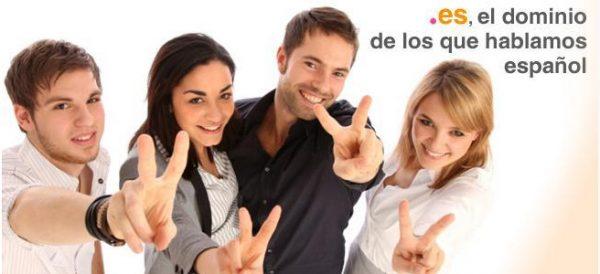 .es el dominio de los que hablamos español