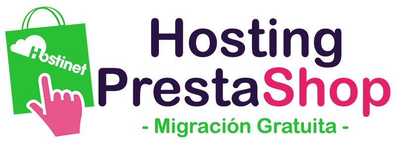 Hosting Prestashop Migración Gratuita