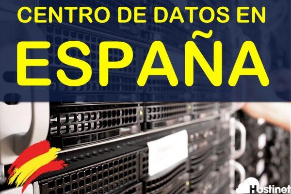 centro datos espana hostinet