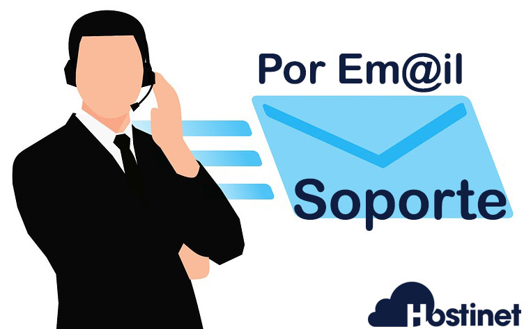hostinet email soporte