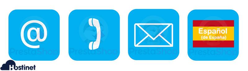 PrestaShop Ayuda en tu Idioma por Teléfono y Email