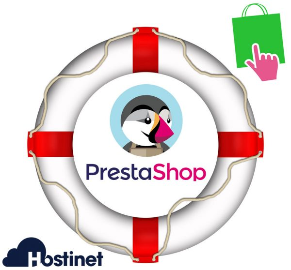 Ayuda Hosting PrestaShop