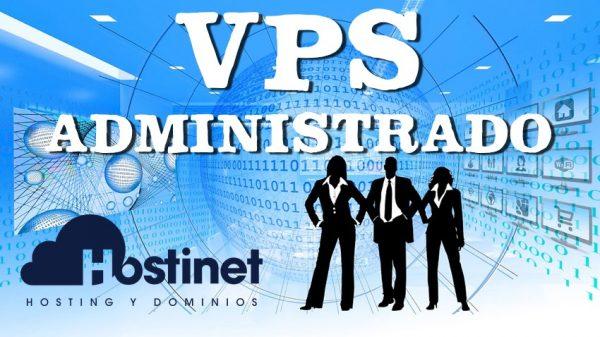 Servidores VPS administrados por Hostinet