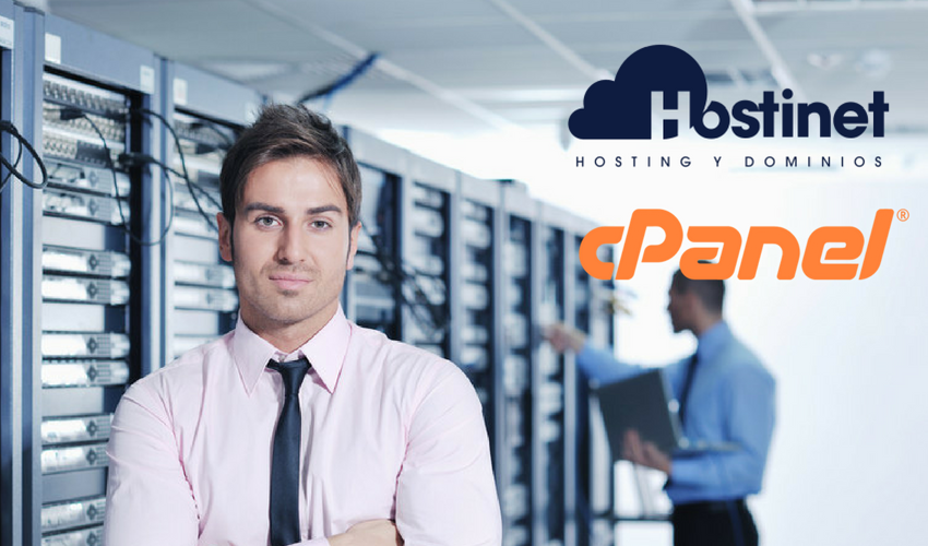 Servidores VPS Administrados por Hostinet y con cPanel