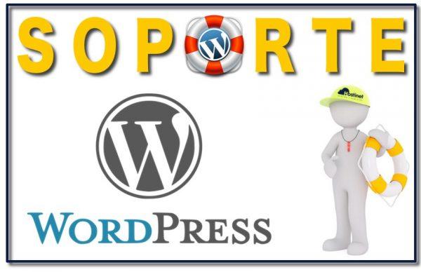 Soporte Hosting WordPress por Teléfono y Email en Hostinet