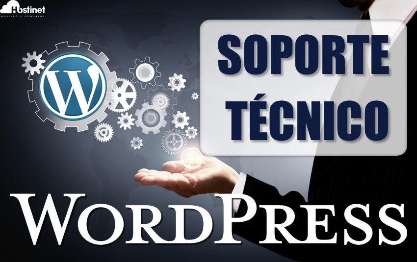 Soporte Técnico Especializado en WordPress