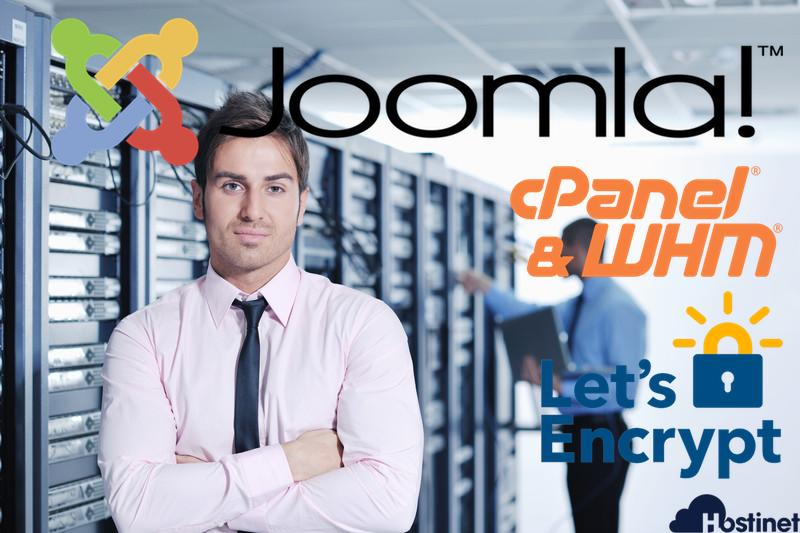Hosting Joomla con Características Profesionales