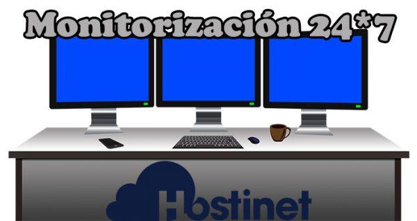 Monitorización 24*7