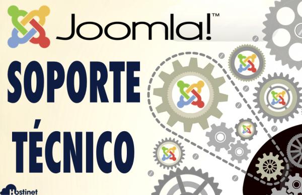Hosting Joomla con Soporte Técnico Especializado