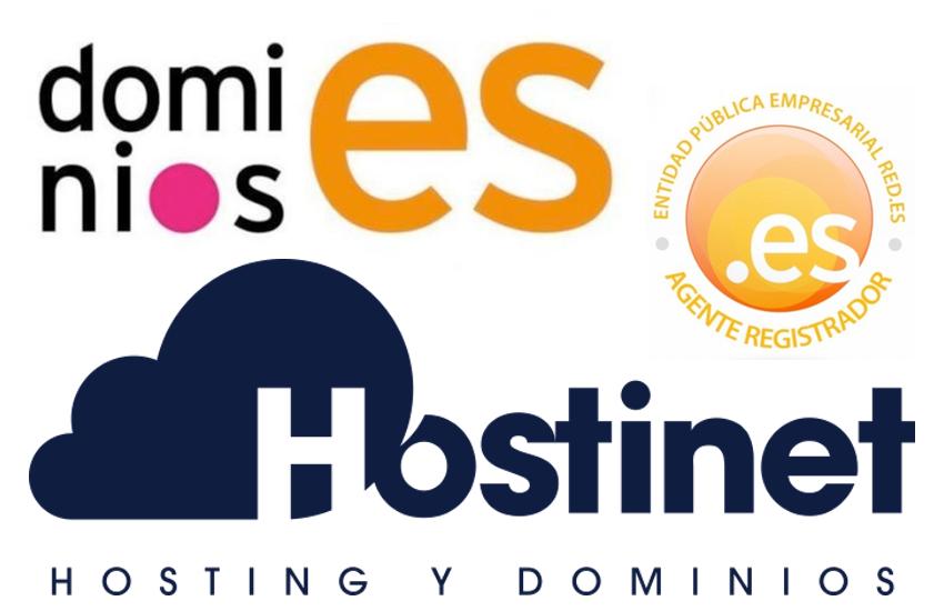 Hostinet - Agente Registrador Oficial de Dominios .ES