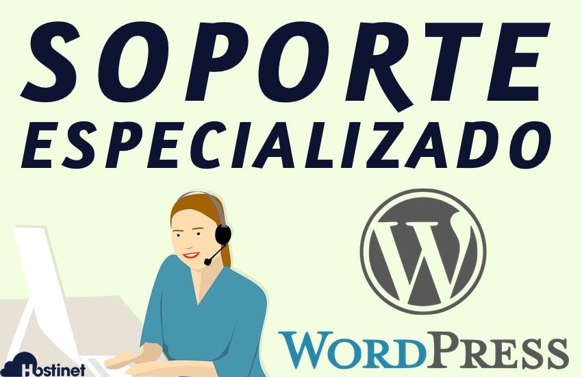 Ayuda WordPress por Teléfono y Email