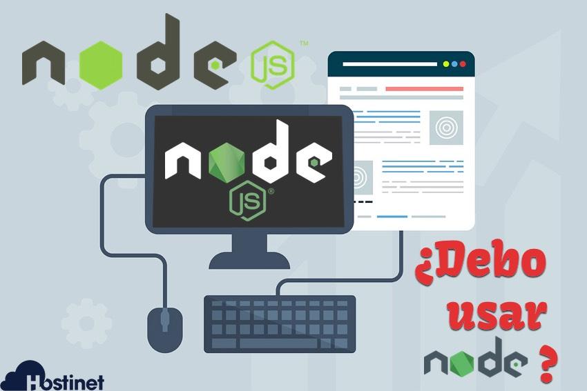 Debo Usar Node.js en mi Proyecto Web