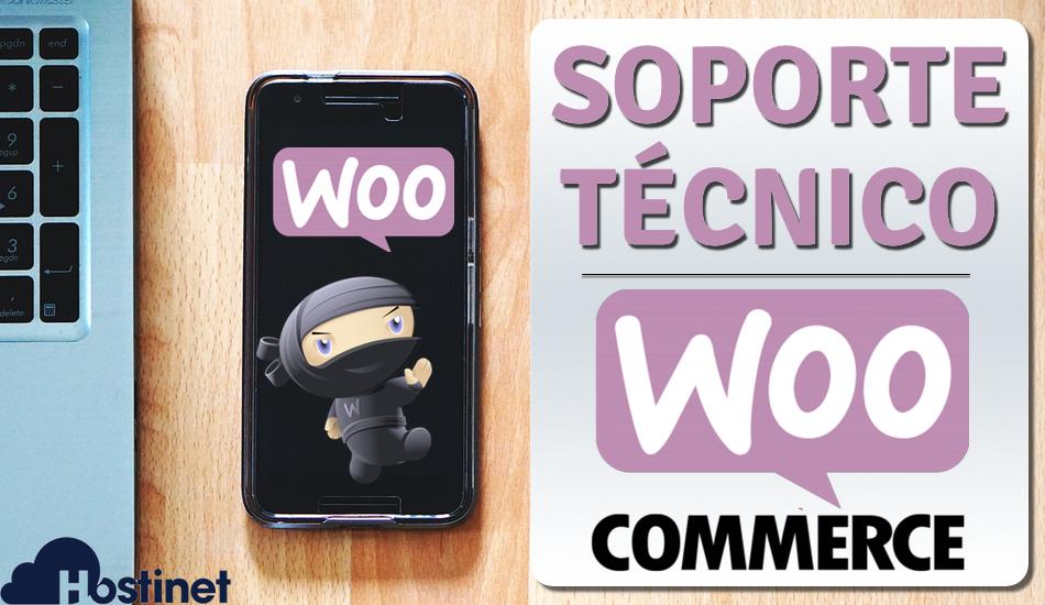 ayuda woocommerce - soporte tecnico hostinet