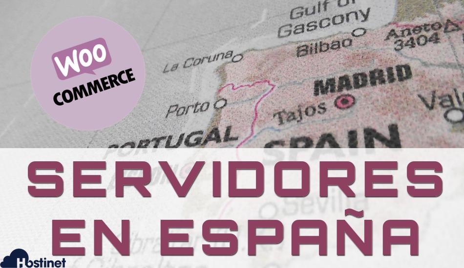 Hosting WooCommerce con Servidores en España